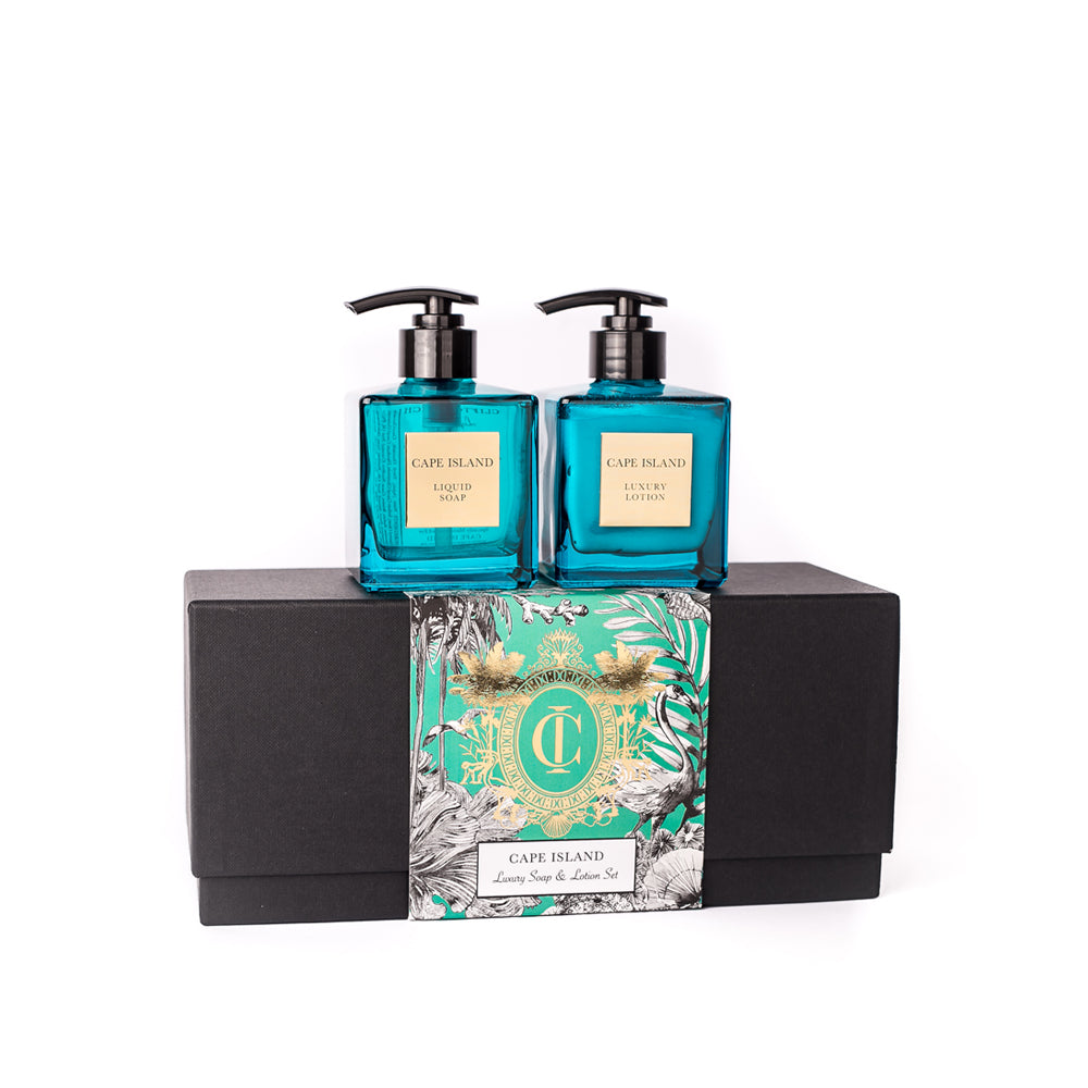 Clifton Beach Soap & Lotion Boxed Set