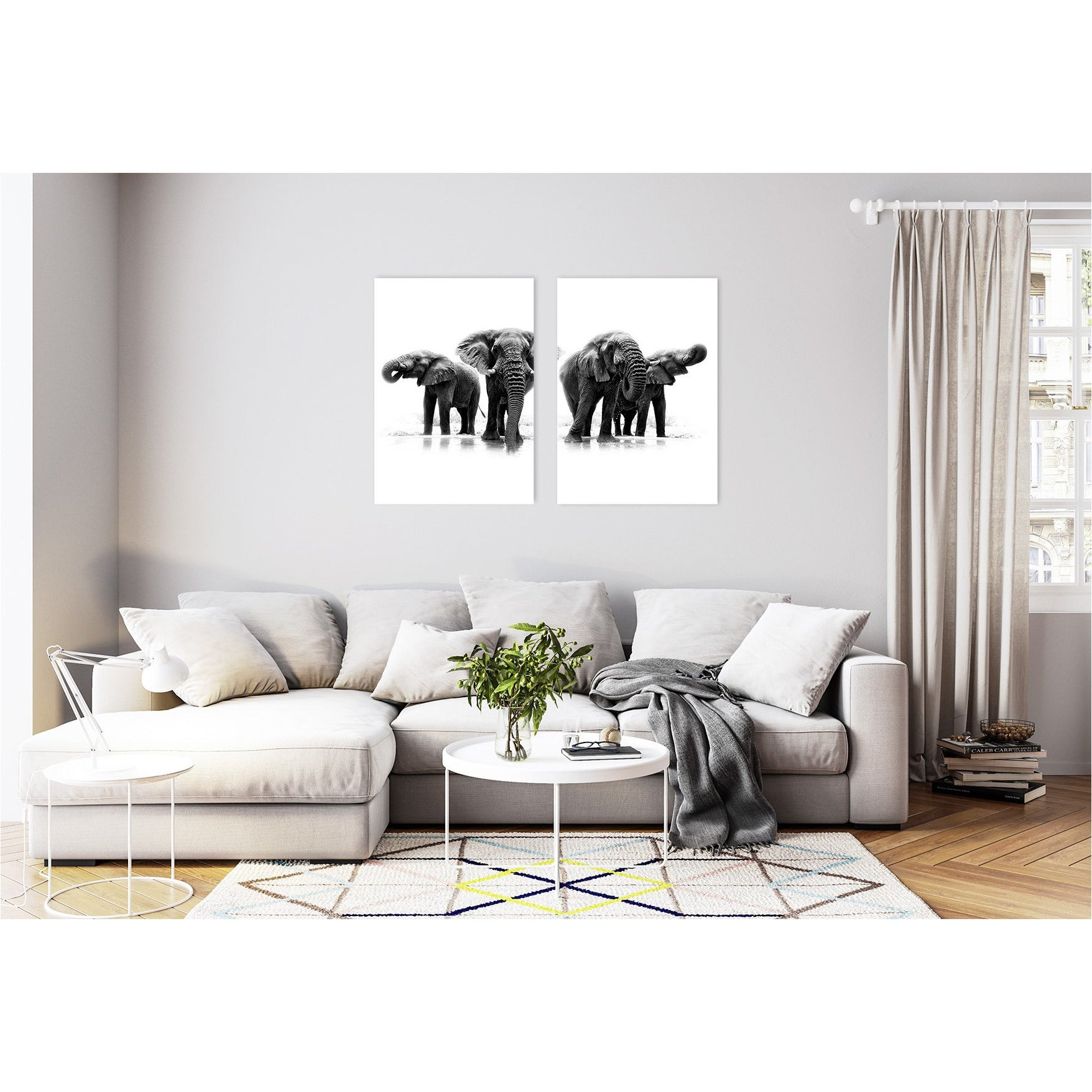 Diptych Canvases freeshipping - Beautiful Spaces Store