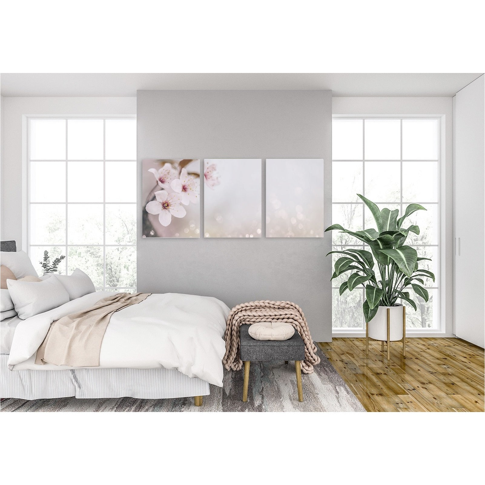 Triptych Canvases freeshipping - Beautiful Spaces Store