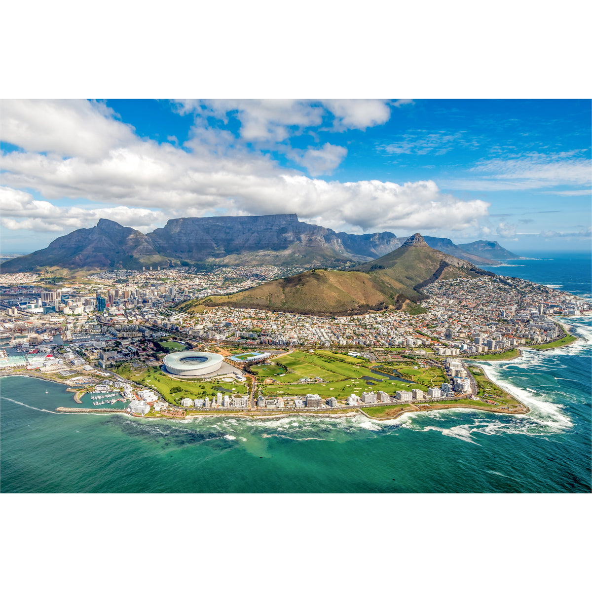 Iconic Cape Town