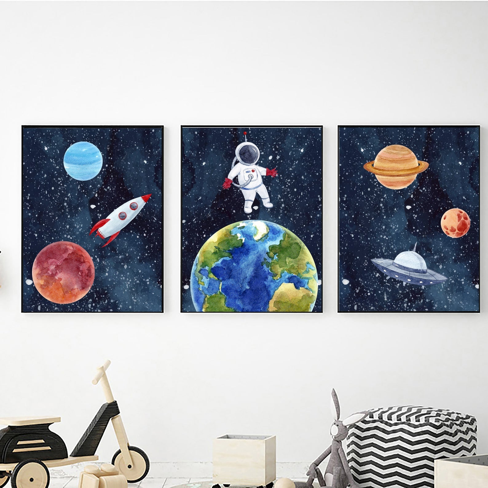 Space Planets freeshipping - Beautiful Spaces Store
