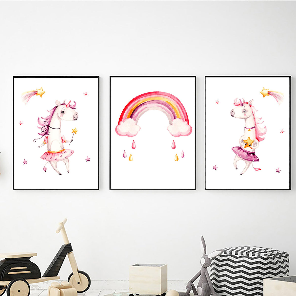 Rainbows and Unicorns freeshipping - Beautiful Spaces Store