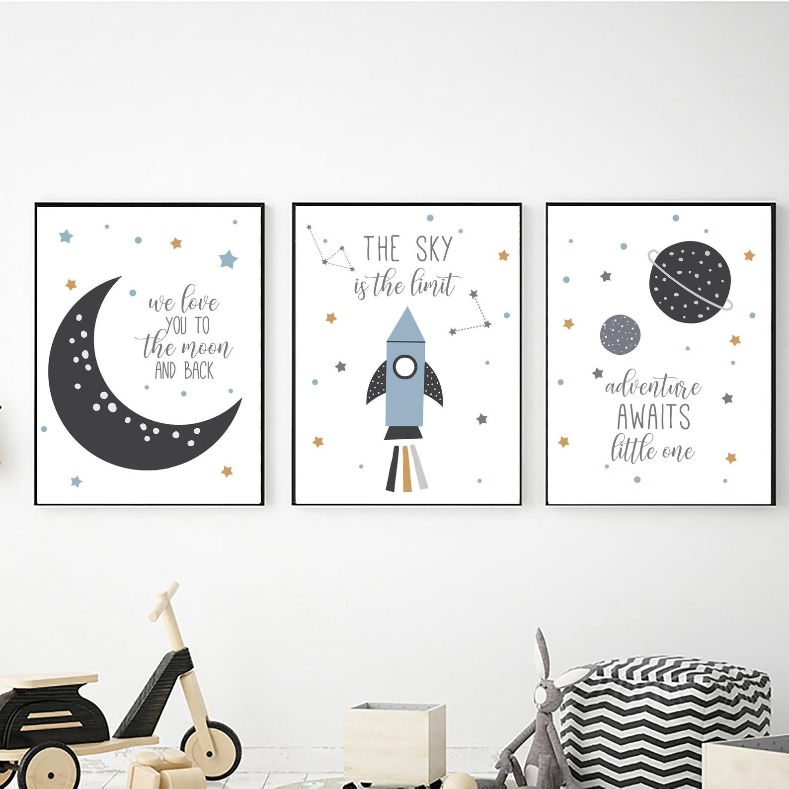 Space Adventure Awaits freeshipping - Beautiful Spaces Store