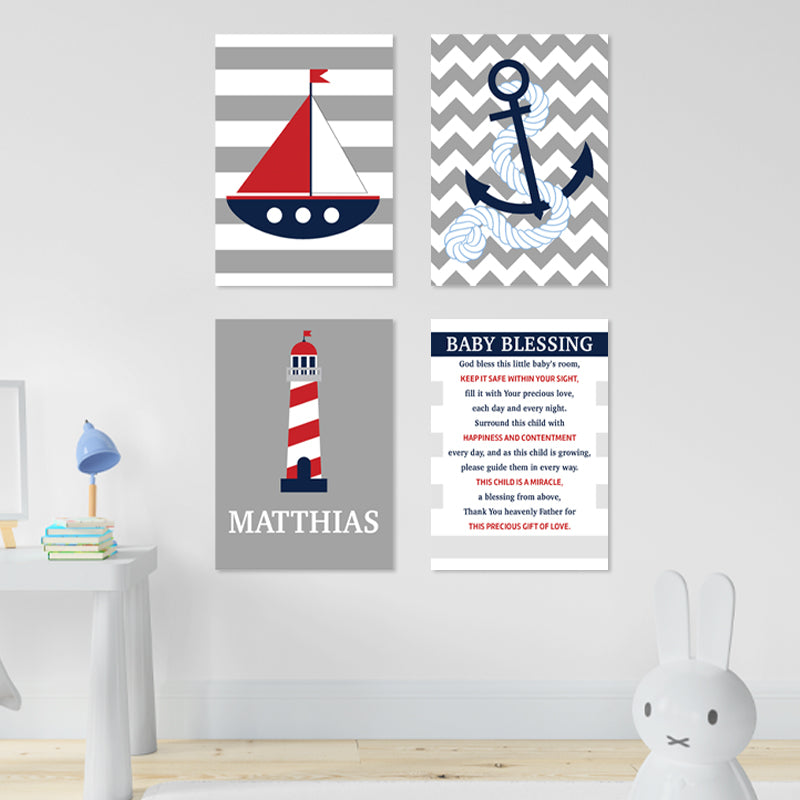Nautical freeshipping - Beautiful Spaces Store