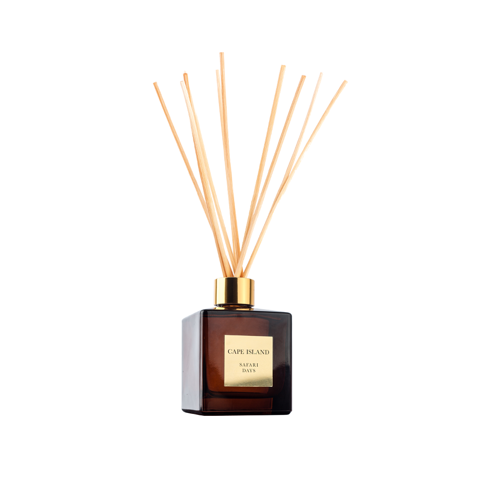Safari Days Fragrance Diffuser 150ml freeshipping - Beautiful Spaces Store