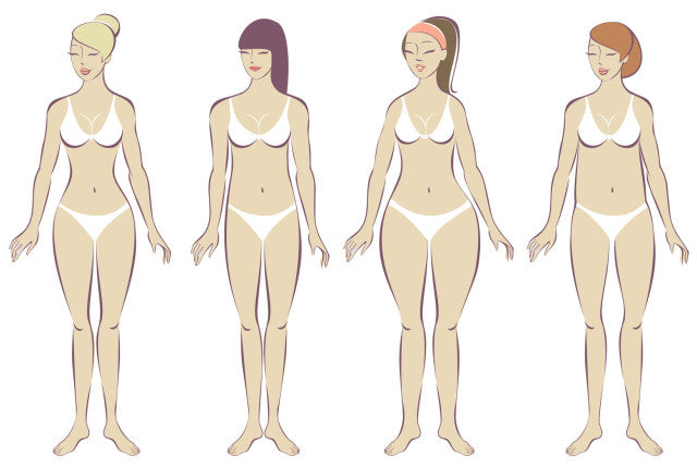WHAT TO WEAR WHEN YOUR BODY TYPE IS: HOURGLASS