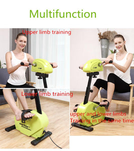 Rehabilitation Stationary Leg and Arm Bike
