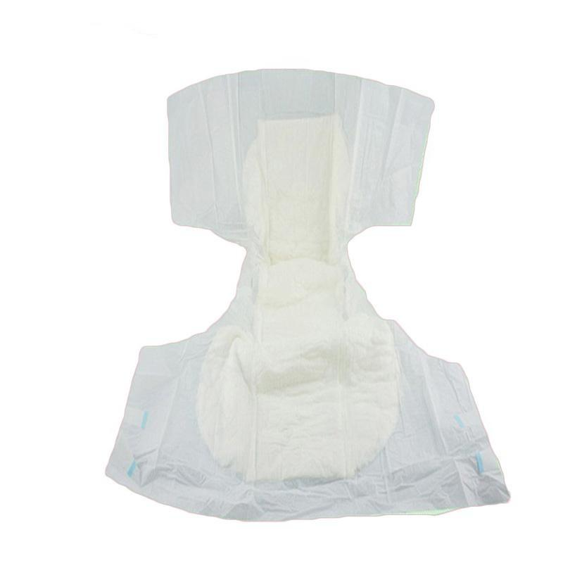 a closer look on the inside of the Elderly Incontinence Super Elastic Adult Diapers.