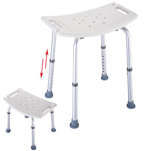 Adjustable Medical Bath Stool