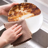 Anti-grease Cleaning Cloth