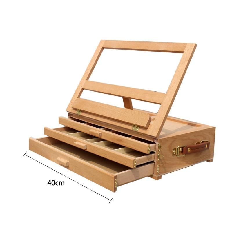 Wooden Easel for Painting