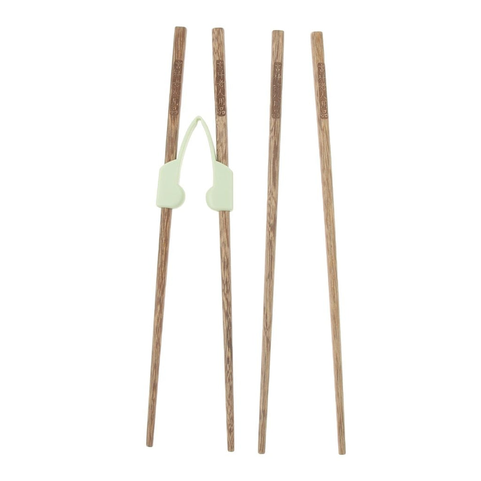 2 Pack Anti-Slip Chopsticks Eating Aids