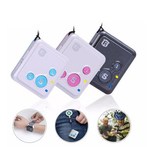 Emergency Elderly GPS Tracker