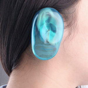 Silicone Ear Cover for Hair Dye