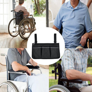 Wheelchair Side Bag