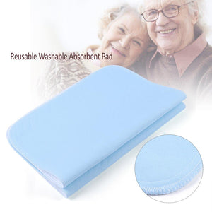 2 Pack Elderly Incontinence Reusable Bed Pad features and specifications.
