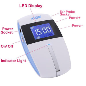 Electrotherapy CES Anti Insomnia Sleep Aid Device
