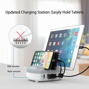 Multi Port Charger Dock