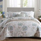 3 pieces King and Queen Bedsheets