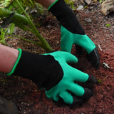 Clawed Garden Gloves