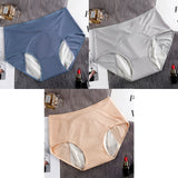 3 Pack Elderly Incontinence Women's Diapers Pants Underwear