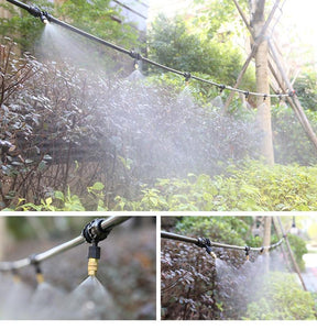 30M Automatic Micro Drip Automatic Garden Sprinkler System