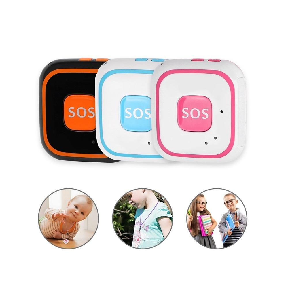 SOS Mini GPS Tracker