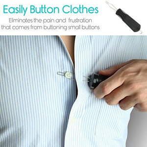 Button and Zipper Aid
