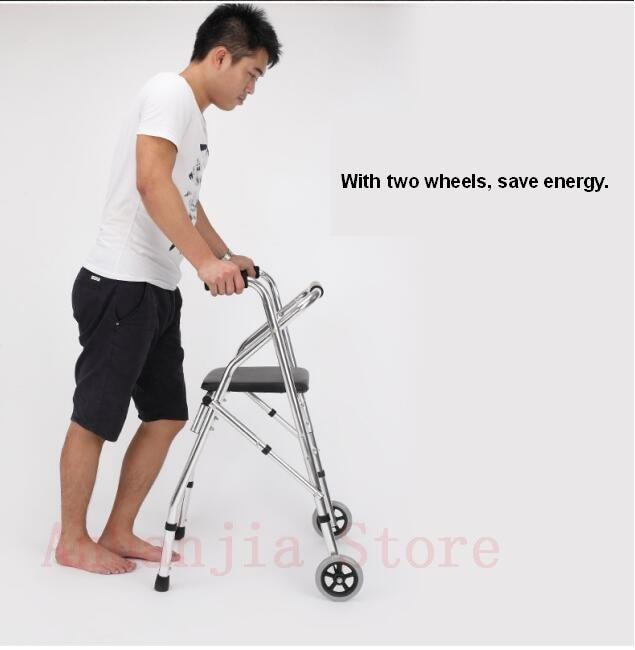 Lightweight Rollator Walker