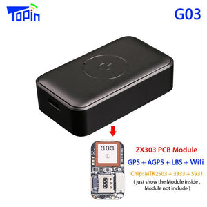 Wifi Car Mini GPS Tracker