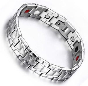 Magnetic Therapeutic Chain Bracelet for Men
