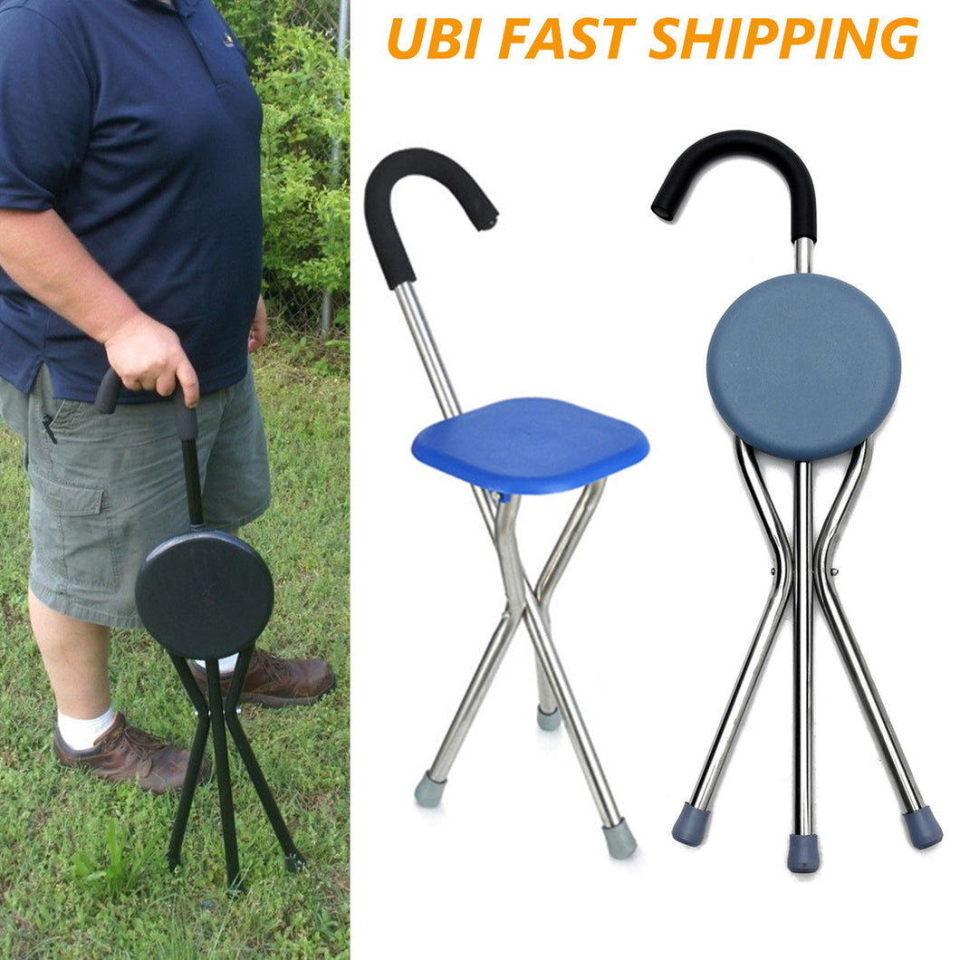 Folding Walking Chair
