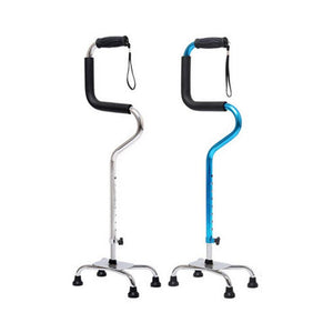 Free Standing Quad Walking Cane