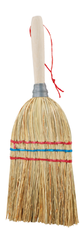 Mini Rice Straw Brush