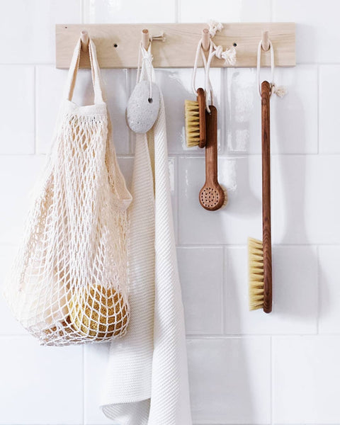 Birch Hanging Rack