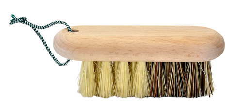 Hard & Soft Vegetable Brush