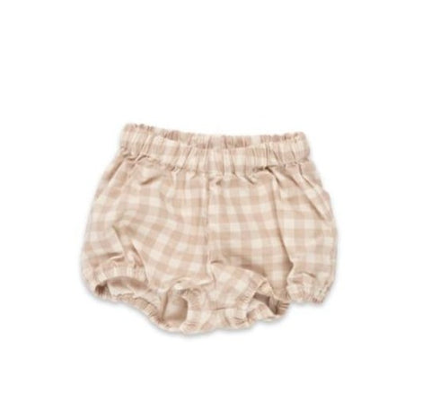 Bloomers Gingham Oat
