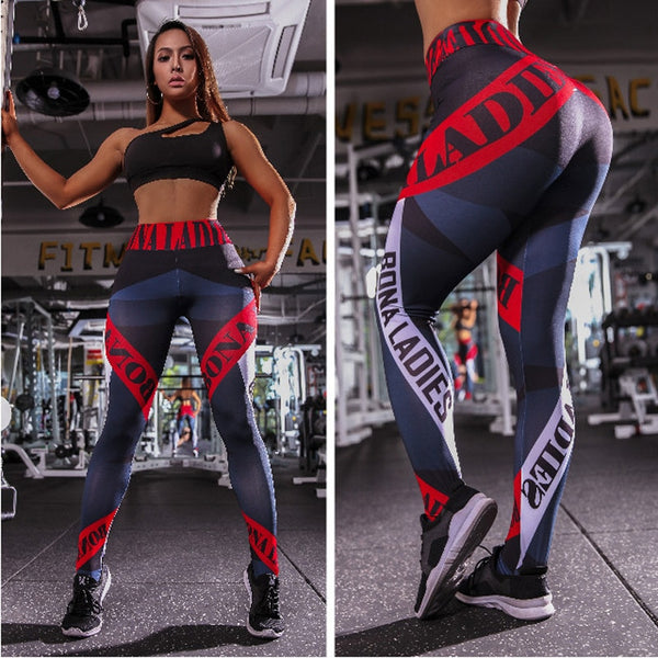 Women Yoga Pants high waist