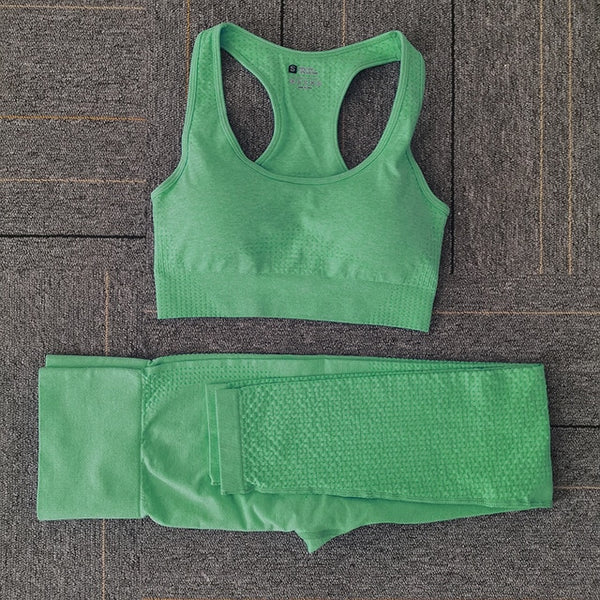 Yoga Set Women Fitness