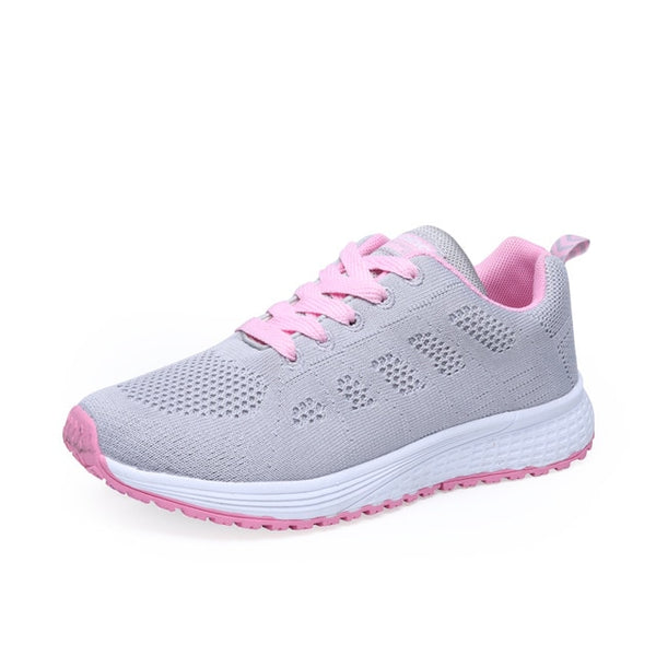 Breathable Mesh Ladies Trainers