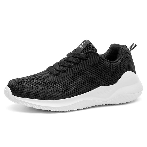 Light Women Sneakers Breathable Mesh Running Shoes