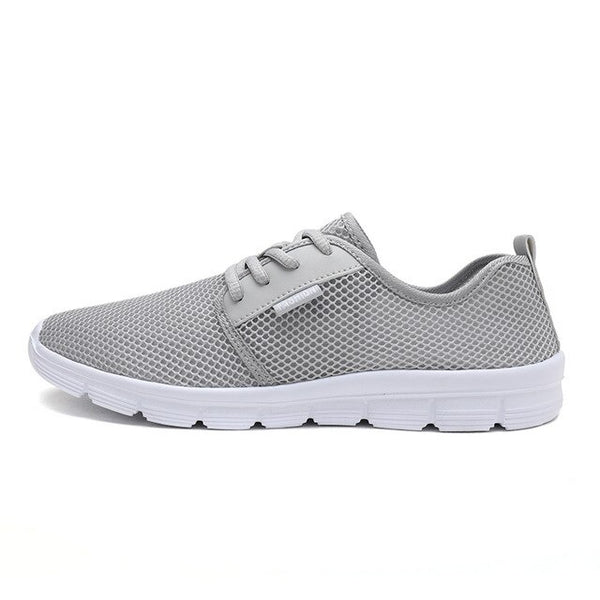 Womens Mesh Trainers