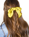 Snitch Satin Bow