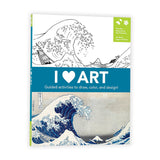 I Heart Art Activity Book by Chronicle Books
