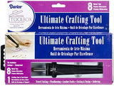 Ultimate Crafting Tool Woodburner & Etcher (8 metal tips & carrying case)