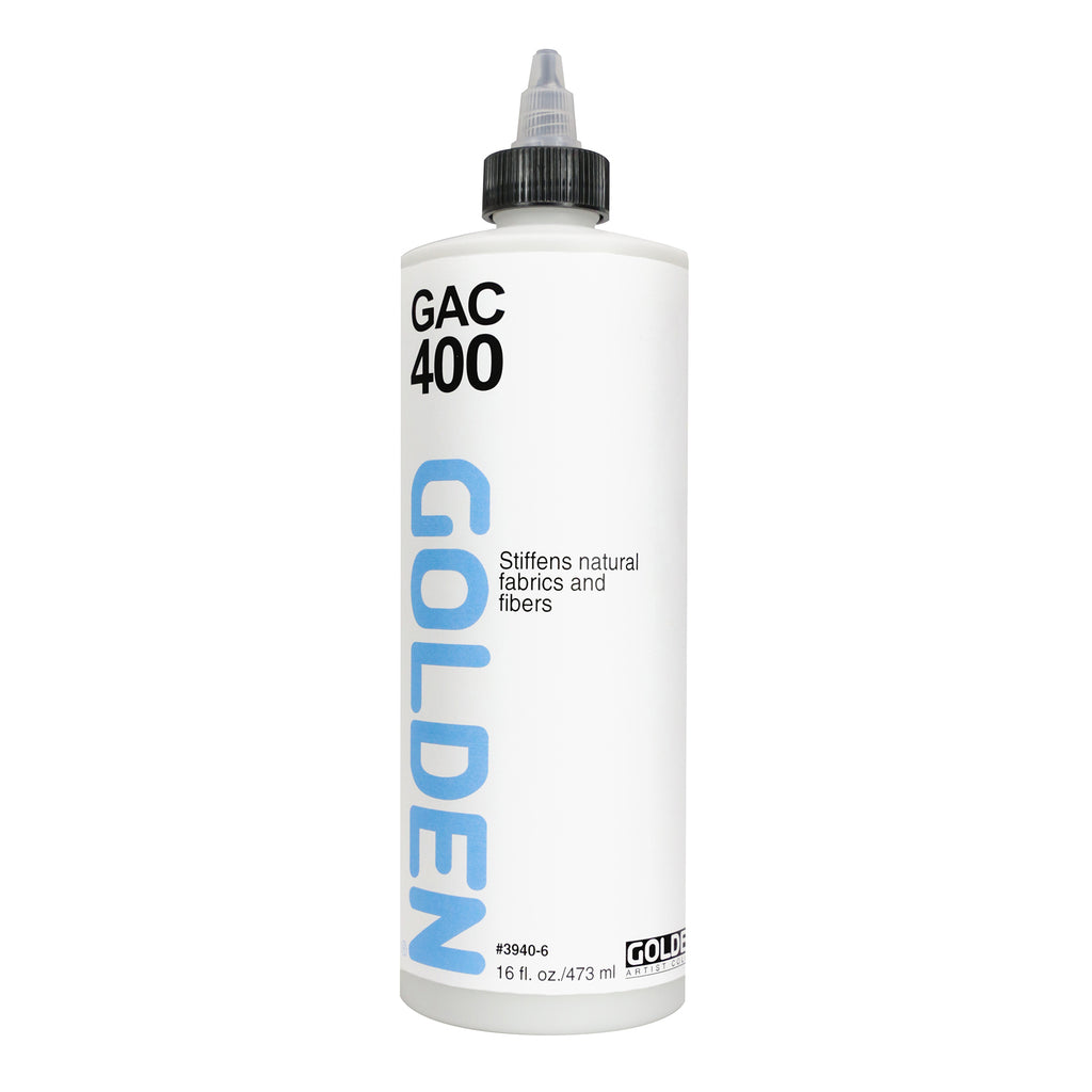 Golden® GAC-400, Fabric Stiffener