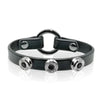 BRACCIALE BASIC TOTALBLACK - 9MM JEWELRY