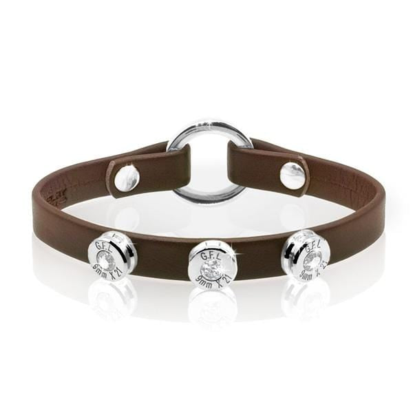 BRACCIALE BASIC TESTA DI MORO - 9MM JEWELRY