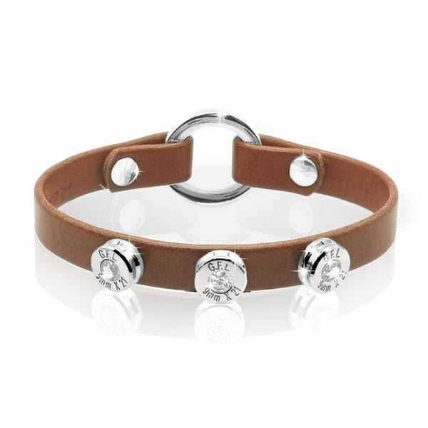 BRACCIALE BASIC NOCCIOLA - 9MM JEWELRY