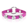 BRACCIALE LAME' FUCSIA - 9MM JEWELRY